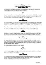 1/6 Richtlinien über die Verleihung der ... - Stadt Ellwangen