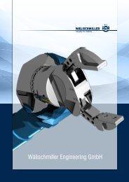 Präsentation der Firma Wälischmiller Engineering GmbH