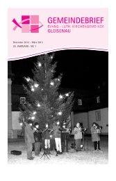 Gleisenau Dezember bis März_2013_1.pdf - Dekanat Bamberg