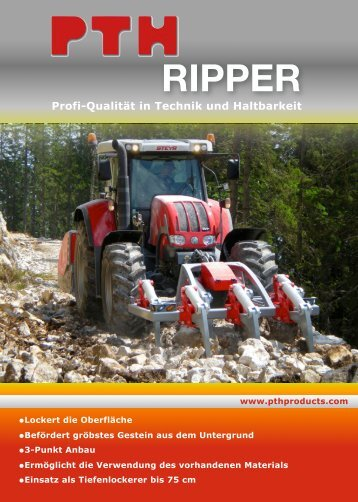 RIPPER - PTH Products