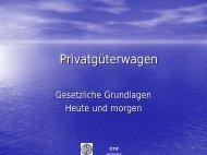 3. Hr. Mutz, OTIF, Gesetzliche Grundlagen heute und morgen