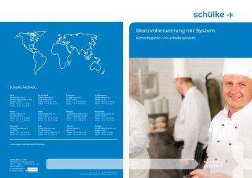 Glanzvolle Leistung mit System. - Schülke & Mayr