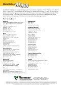 RT950 - Vermeer Deutschland GmbH - Page 2