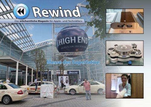 Abschlussbericht High End 2013