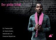 Der pinke Schal