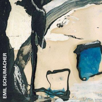 EMIL SCHUMACHER - Galerie Boisseree