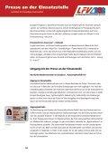 Presse an der Einsatzstelle - Landesfeuerwehrverband Bayern - Seite 4