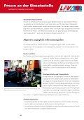 Presse an der Einsatzstelle - Landesfeuerwehrverband Bayern - Seite 5