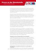 Presse an der Einsatzstelle - Landesfeuerwehrverband Bayern - Seite 7