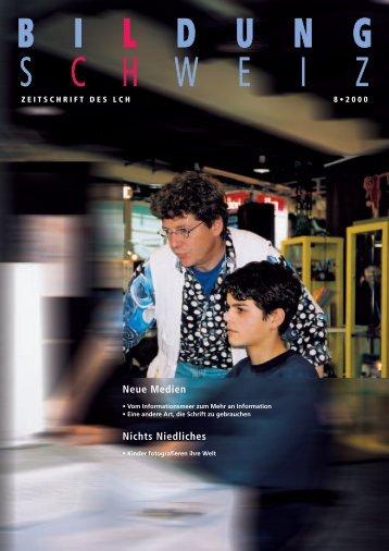Heft 08/2000 - beim LCH