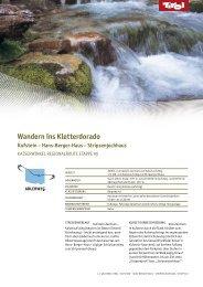 Wandern ins Kletterdorado Kufstein – Hans-Berger-Haus - Tiscover
