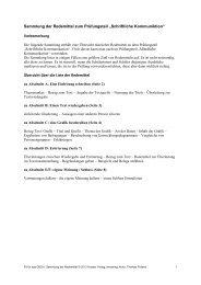 Sammlung der Redemittel zum Prüfungsteil - Hueber.sk