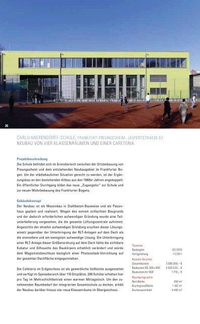 Carlo Mierendorff Schule Energiemanagementstadt Frankfurtde