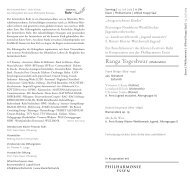 Ranga Yogeshwar (Moderation) - Klavier-Festival Ruhr