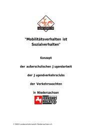 Konzept JVC - Landesverkehrswacht Niedersachsen eV