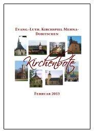 Download - Evangelisch-Lutherisches Kirchspiel Mehna-Dobitschen