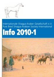 SAVS Info 2010