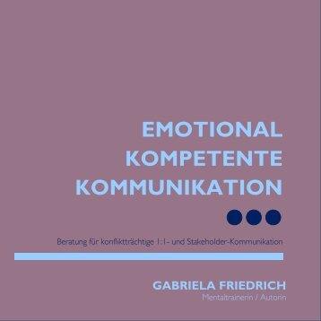 Download - Emotionale Kompetenz in der Wirtschaft