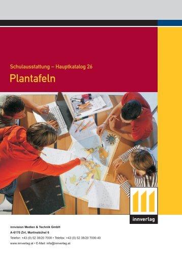 Plantafeln - innverlag