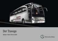 Travego Edition 1 deutsch (PDF) - Mercedes-Benz
