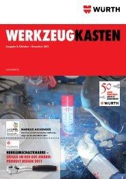 product design 2011 - Würth