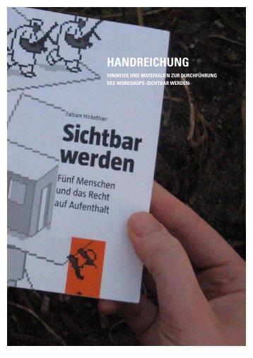 Handreichung - Antirassistisch-Interkulturelles Informationszentrum ...