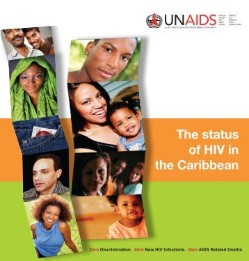The status of HIV in the Caribbean - unaids