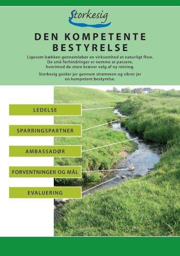 DEN KOMPETENTE BESTYRELSE - storkesig.dk
