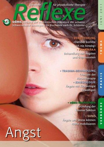 Reflexe – Zeitschrift für physikalische Therapie - vdms