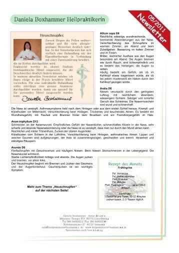05/2011 Newsletter
