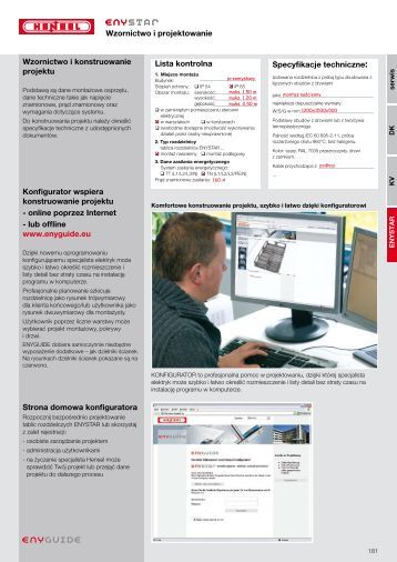 projektowanie i konfiguracja - Hensel