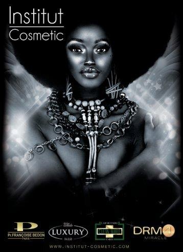 Catalogue Institut Cosmetic
