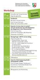 Sexuelle Identität - Universität zu Köln