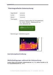 Zweifamilienhaus, Aachen (PDF) - beka: innenausbau - außenfassade