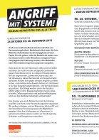 Angriff mit System - Veranstaltungsreihe - Seite 2