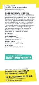 Angriff mit System - Veranstaltungsreihe - Seite 5