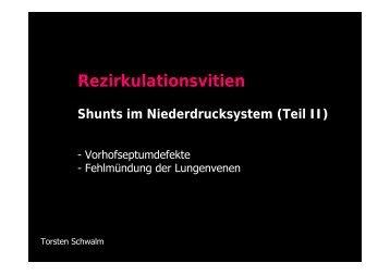 Rezirkulationsvitien - von Torsten Schwalm