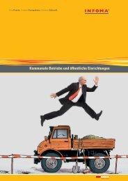 Kommunale Betriebe und öffentliche Einrichtungen - Infoma