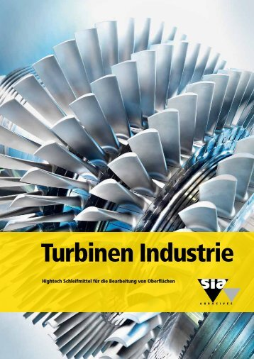 Turbinen Industrie - sia Abrasives