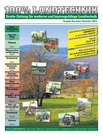 agrama 2012 - 100% Landtechnik