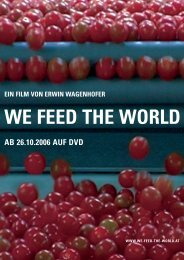 Download des Verkaufsfolders (PDF, 1,8Mb) - We feed the world