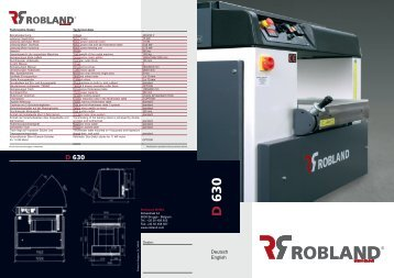 D 6 3 0 - Robland