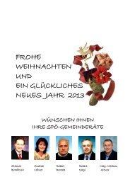 frohe weihnachten und ein glückliches neues jahr 2013