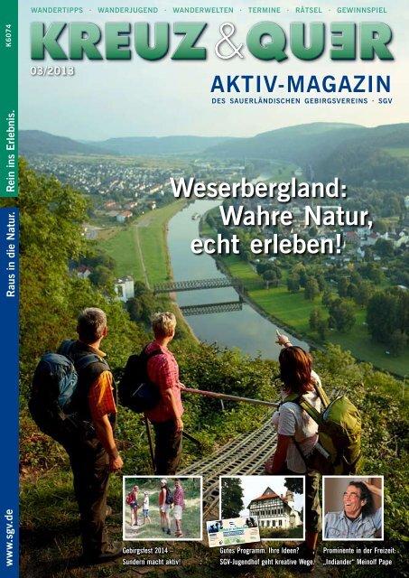 Kreuz und Quer Ausgabe 03/2013