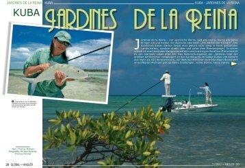 """PDF Datei aus """"Global Angler"""" 1-2011 - Flyfishing Europe"""