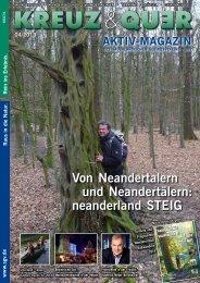 Kreuz und Quer Ausgabe 04/2013