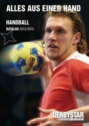 Derbystar Handball 2012/13 ca. 14MB
