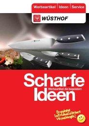 Katalog 2013 - Wüsthof Industrie-Service GmbH