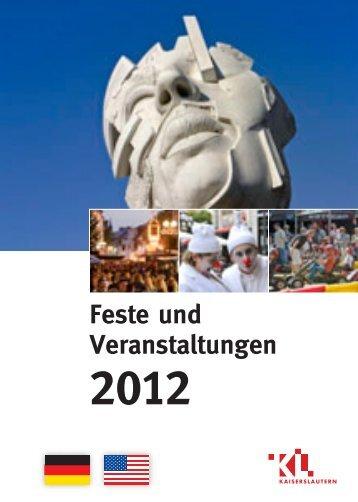 Feste und Veranstaltungen 2012 - Ramstein Gateway