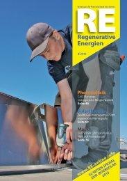 Zur PDF-Version der aktuellen Ausgabe - RE Regenerative ...